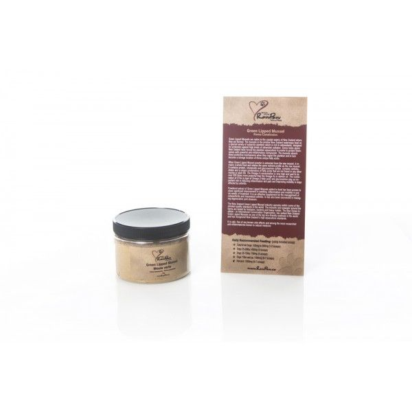 Raw Paw Green Lipped Mussel 180g
