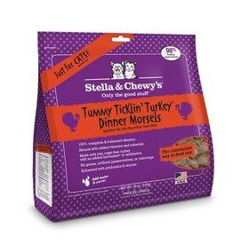 Stella & Chewy's Stella & Chewy's Freeze Dried Cat Tummy Ticklin' Turkey Dinner 18oz