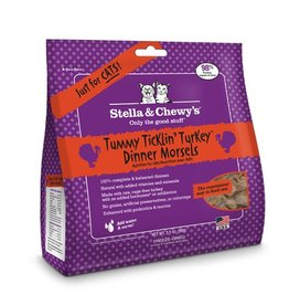 Stella & Chewy's Stella & Chewy's Freeze Dried Cat Tummy Ticklin' Turkey Dinner 3.5oz