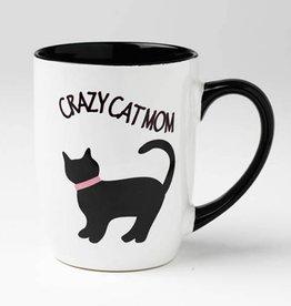 Petrageous Petrageous Crazy Cat Mom Mug 24oz