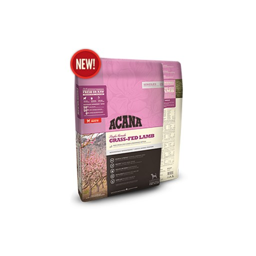 Acana Dog Singles Grass-Fed Lamb 2kg