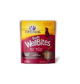 Wellness Wellness Soft WellBites Beef & Turkey 6oz