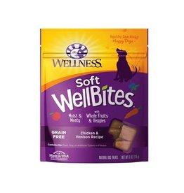 Wellness Wellness Soft WellBites Chicken & Venison 6oz