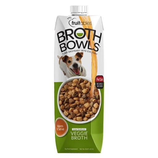 Fruitables Broth Bowls Vegetable 500ml