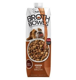 Fruitables Broth Bowls Beef 500ml