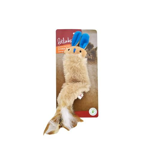 Petlinks Petlinks Crinkle Buddy Catnip Crinkle Toy