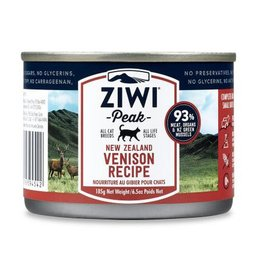 ZiwiPeak ZiwiPeak Daily Cusine Cat Can Venison 185g (New)