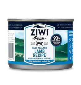 ZiwiPeak ZiwiPeak Daily Cusine Cat Can Lamb 185g (New)