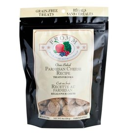 Fromm 4-Star Treats Parmesan Cheese 8oz