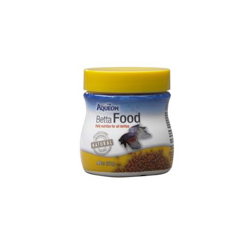 Aqueon Betta Food 0.5oz