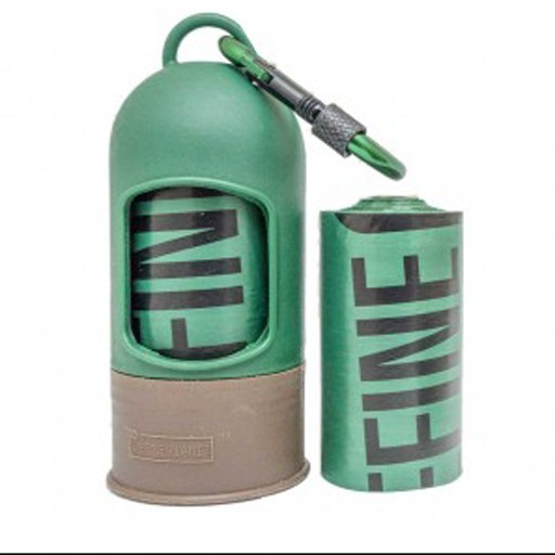 Define Planet Starter Pack Dispenser + 2 Rolls of Bags