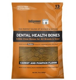 Indigenous Dental Health Bones Carrot & Pumpkin Formula 17oz