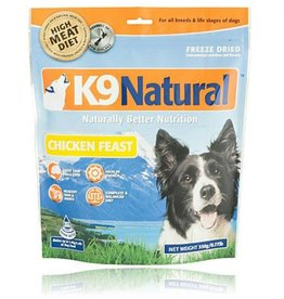 K9 Natural K9 Natural Freeze Dried Chicken 350g
