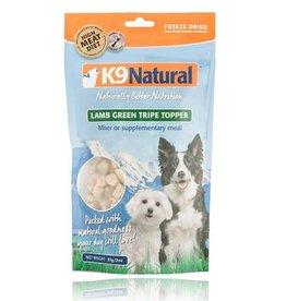 K9 Natural K9 Natural Freeze Dried Lamb Green Tripe Food Topper 57g