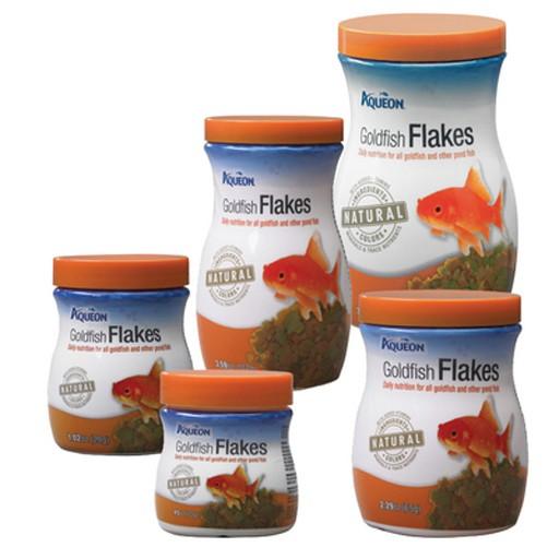Aqueon Goldfish Flakes 0.45oz