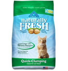 Blue Naturally Fresh Quick Clumping Cat Litter 2.72kg