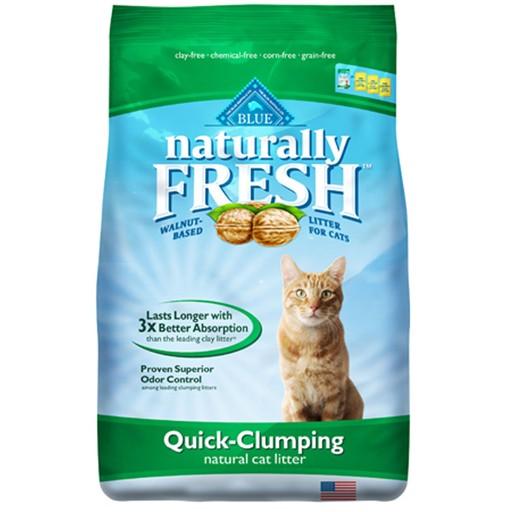 Blue Naturally Fresh Quick Clumping Cat Litter 6.35kg
