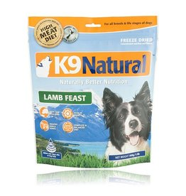 K9 Natural K9 Natural Freeze Dried Lamb 500g
