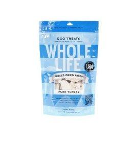 Whole Life Whole Life 100% Freeze Dried Turkey Treats 3.3oz