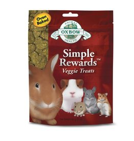 Oxbow Oxbow Simple Rewards Veggie Treats 2oz