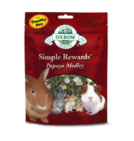 Oxbow Oxbow Simple Rewards Papaya Medley 2.5oz