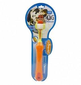 Enviro Fresh Enviro Fresh Triple Pet Toothbrush Large