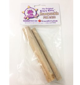 Honeysuckle Wood Sticks 2pk