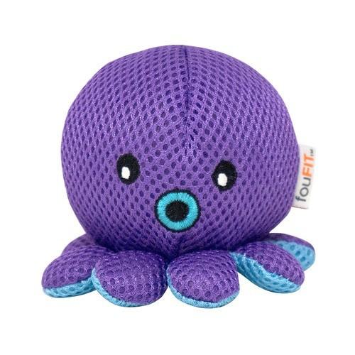 Fou Fou Dog Fou Fou Fit Aqua Friends Octopus