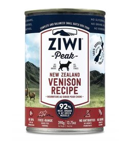 ZiwiPeak ZiwiPeak Daily Cusine Dog Can Venison 390g (New)