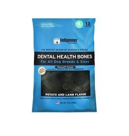 Indigenous Dental Health Bones Potato and Lamb 17oz