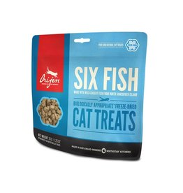 Orijen Orijen Cat Freeze Dried Treat 6 FIsh 35g