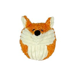Hugglehounds Hugglehound Squooshies Fox Ball