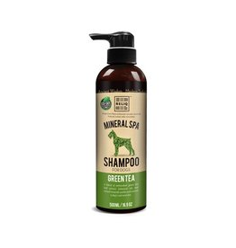 Reliq Reliq Mineral Spa Shampoo Green Tea 500ml