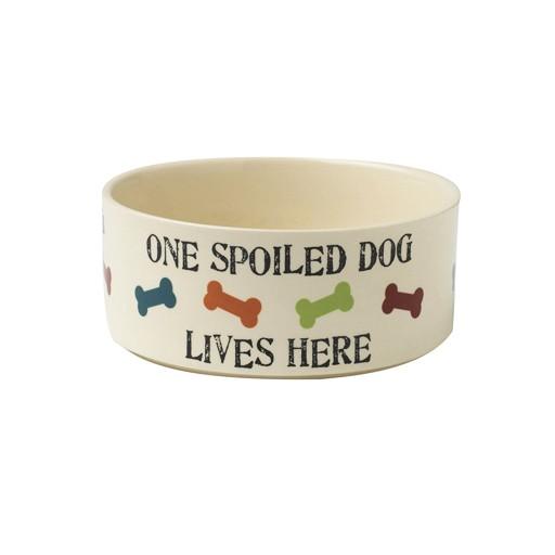 Petrageous Petrageous One Spoiled Dog Bowl 3.5 cups
