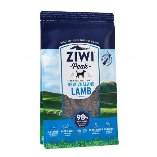 ZiwiPeak ZiwiPeak Daily Cusine Dog Pouch Lamb 4kg