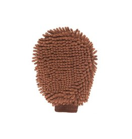 Dog Gone Smart Dog Gone Smart Dirty Dog Grooming Mitt Brown