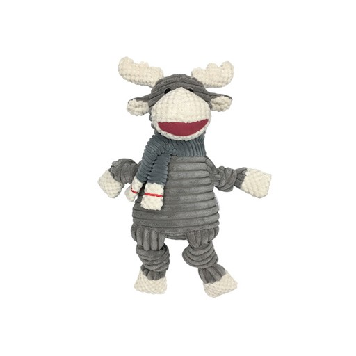 Fou Fou Dog Fou Fou Dog Knotted Toy Moose Small