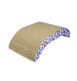 Ware Manufacturing Ware Corrugated Cat Scratcher Scratch-N-Lounge