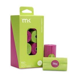 Modern Pet Brands Modern Pet Brand Poop Bags Green & Pink 160ct