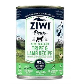 ZiwiPeak ZiwiPeak Daily Cusine Dog Can Tripe & Lamb 390g (New)