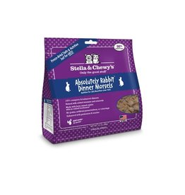 Stella & Chewy's Stella & Chewy's Freeze Dried Cat Absolutely Rabbit Dinner 9oz
