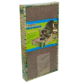 Ware Manufacturing Ware Corrugated Cat Scratcher Sit-N-Scratch Double