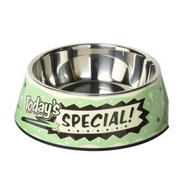 Punchline Pet Punchline Pet Today's Special Dog Bowl Large