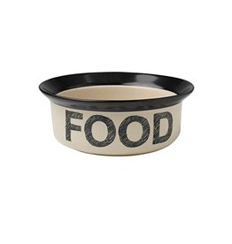 Petrageous Petrageous Pooch Basics Food Bowl 8""