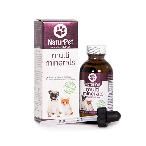 NaturPet Mulit-Mineral + Vitamins 100ml