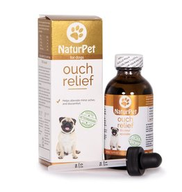 NaturPet Ouch/Pain Relief 100ml