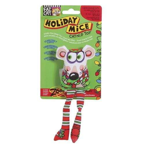 Fat Cat Fat Cat Holiday Mice Elf