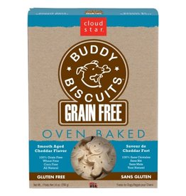 Cloud Star Buddy Biscuits Smooth Aged Cheddar 14oz