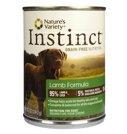 Nature's Variety Instinct Canine Can Lamb 13.2oz