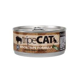 Tripett Tripett Cat Can Bison Formula 5.5oz